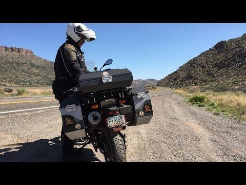 Five Weeks on the Road in California & Arizona