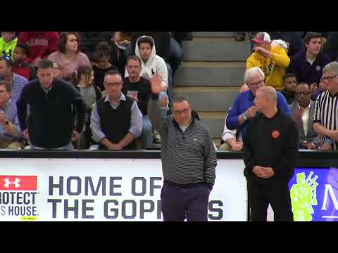 2018 Baltimore Catholic League Basketball Championships - St. Francis v. Mount St. Joseph