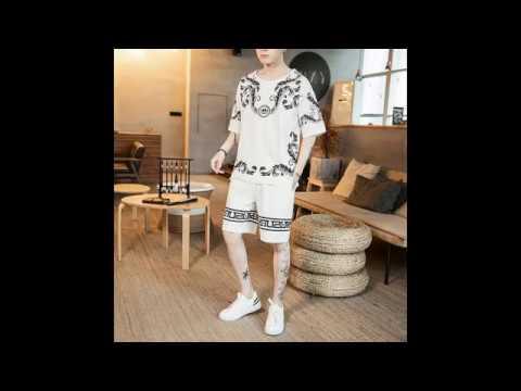 Bộ quần áo nam hè thời trang cá tính – Giảm giá cực sốc còn  99k/1bộ – Đặt hàng zalo 0963.364.694