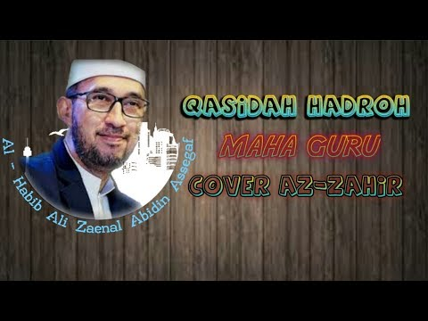 qasidah-hadroh-maha-guru-lirik-,-music-&-video