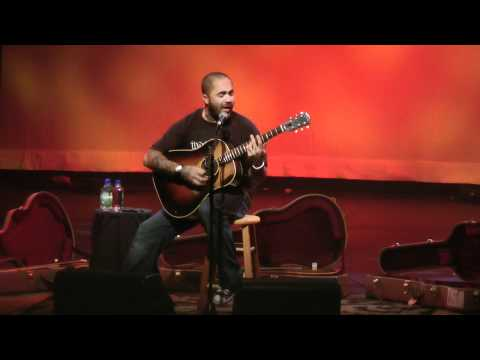 HD Aaron Lewis  Epiphany Acoustic @ Best Buy Theater  10112010