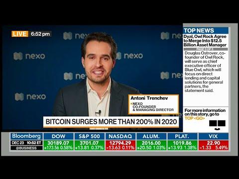 Antoni Trenchev On Bloomberg: BTC Predictions \u0026 The New Wave Of Crypto Investors