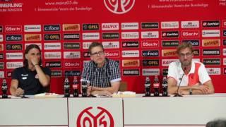 FSV Mainz 05 v Liverpool - Jürgen Klopp press conference