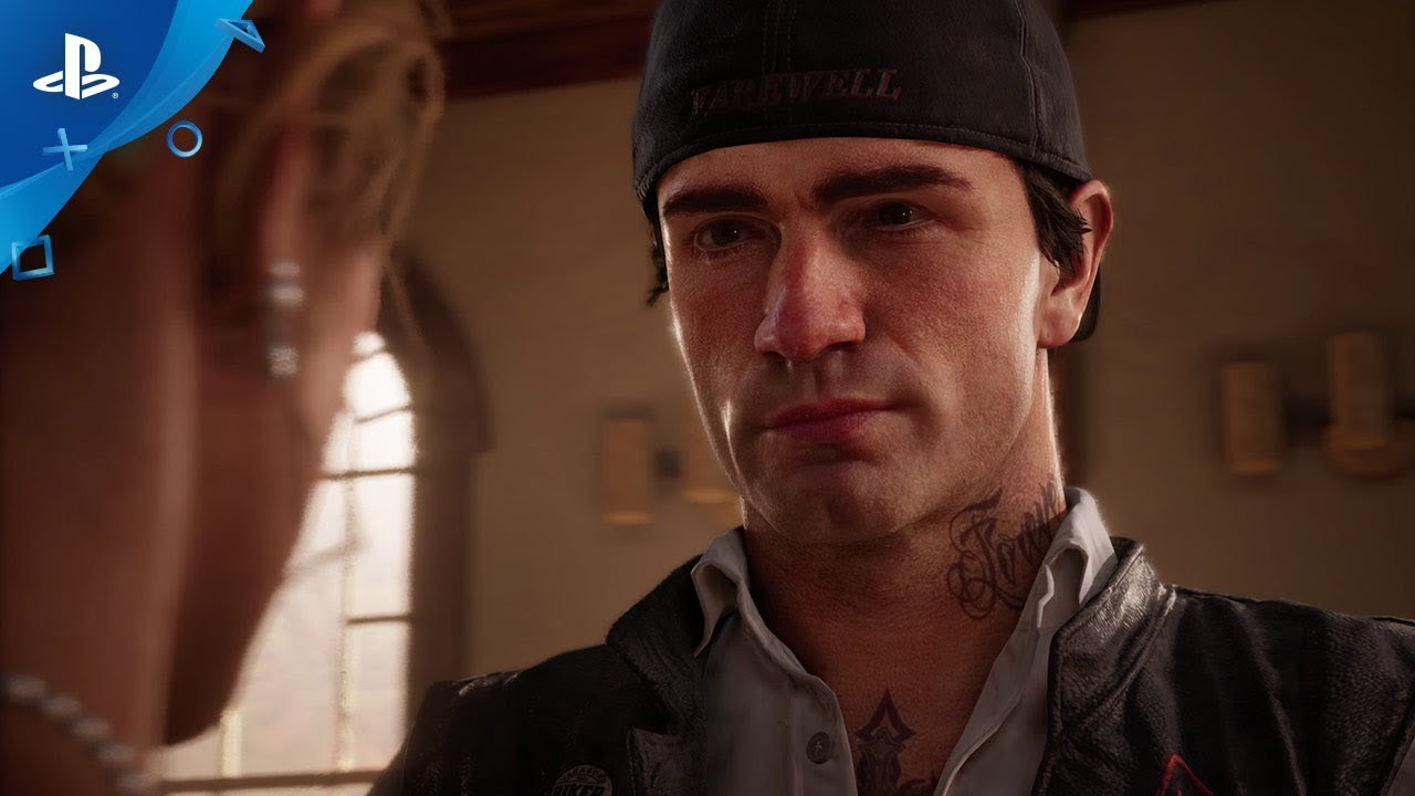 Days Gone - La boda de Sarah y Deacon en Español Latino | PS4