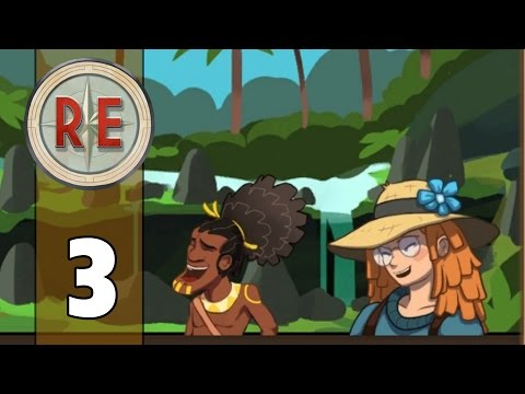 Let's Play Renowned Explorers (PC Gameplay) - Part 3 - The Water of Life