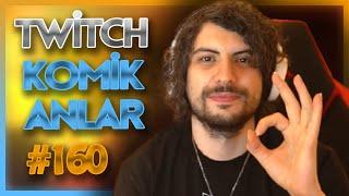 Komikli Twitch Anları 160
