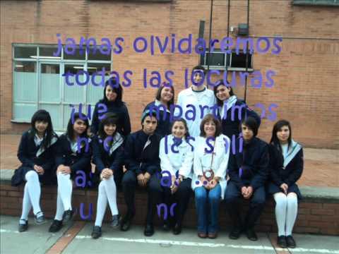 colegio Aquileo Parra prom 2011
