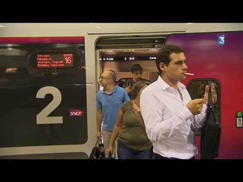 SNCF: Paris-Bordeaux en 7 heures, c
