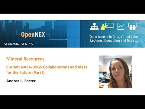 Mineral Resources: Current NASA-USGS Collaborations and Ideas for the Future