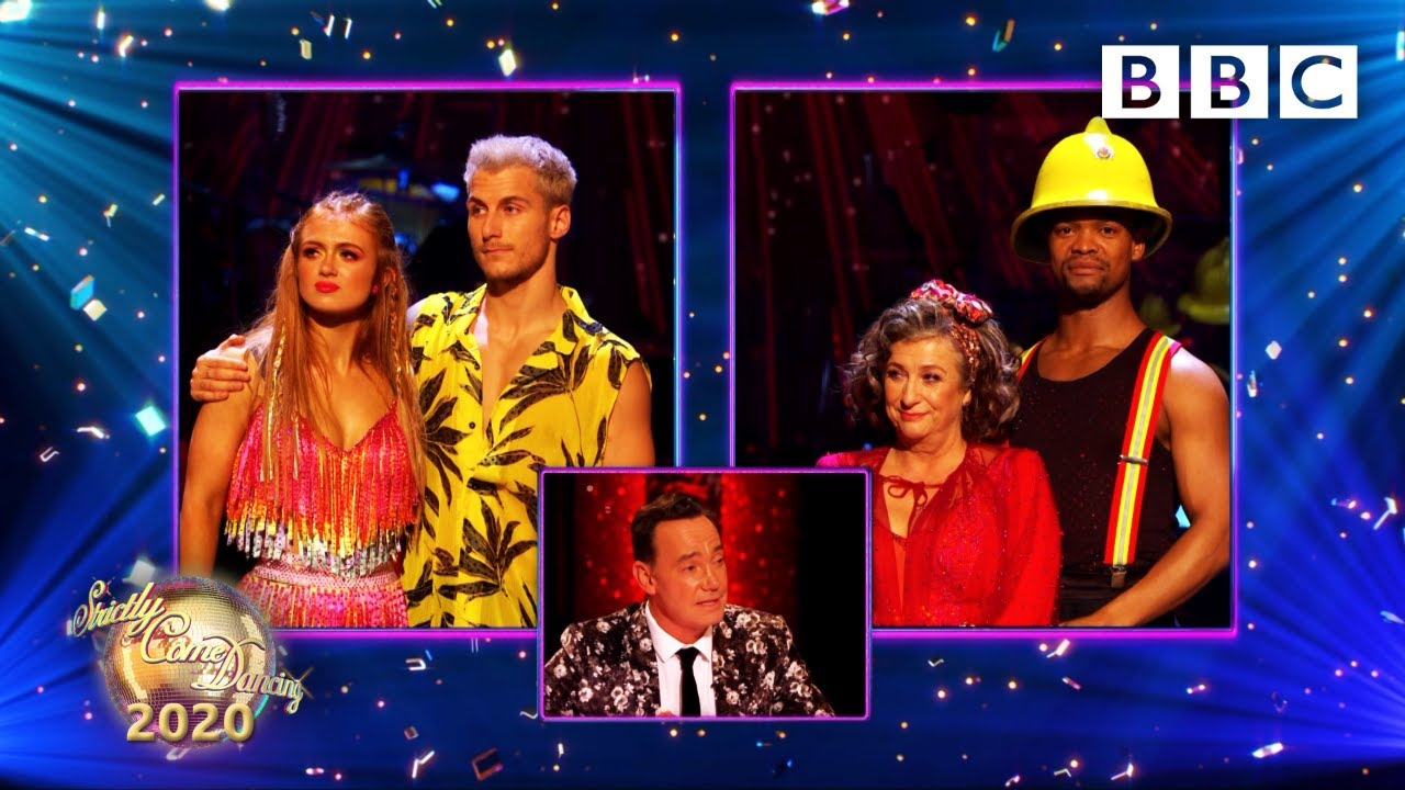 Who will be going home?✨ Week 5 Results ✨ BBC Strictly 2020