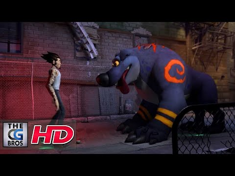 "CGI 3D Animated Short ""Doug 'n' Dog""  by - Bellecour"
