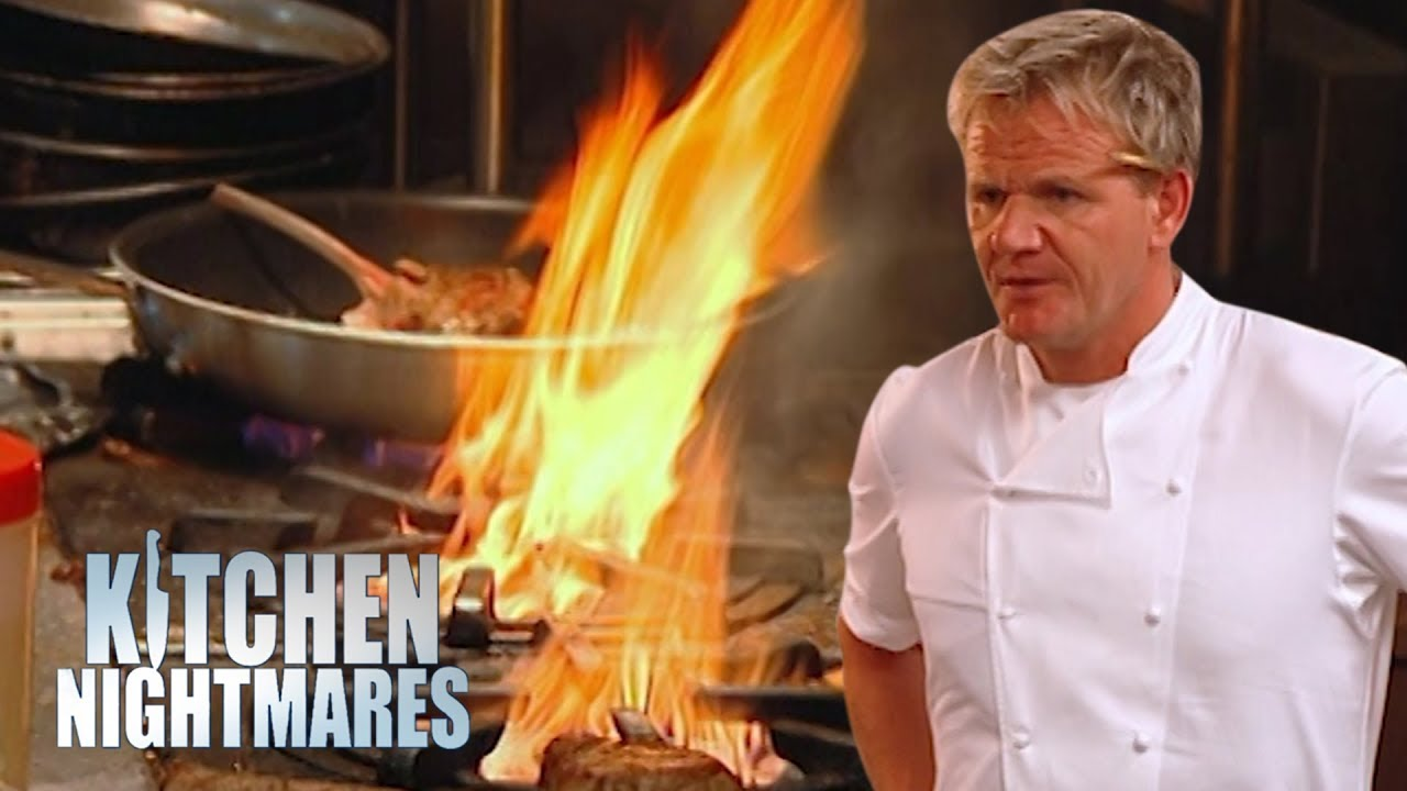 Gordon Helps a Danish Restaurant That DOESN\'T SERVE DANISH FOOD ...