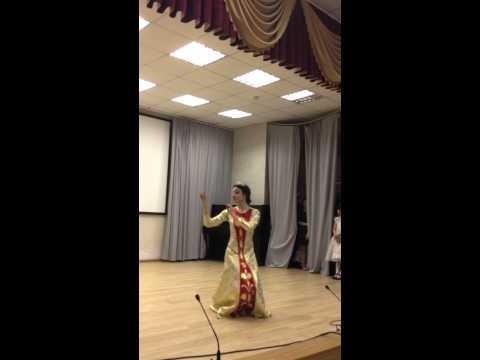 Узундара (Армянский танец невесты)