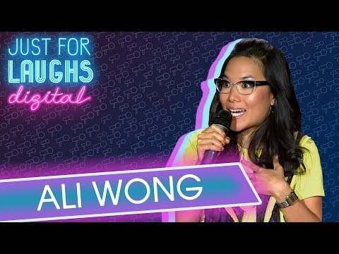 Ali Wong - Why I Want To Get Married