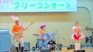 2013.2.24 福島県田村市復興支援フリーコンサート☆本番の持ち込み機材ト...