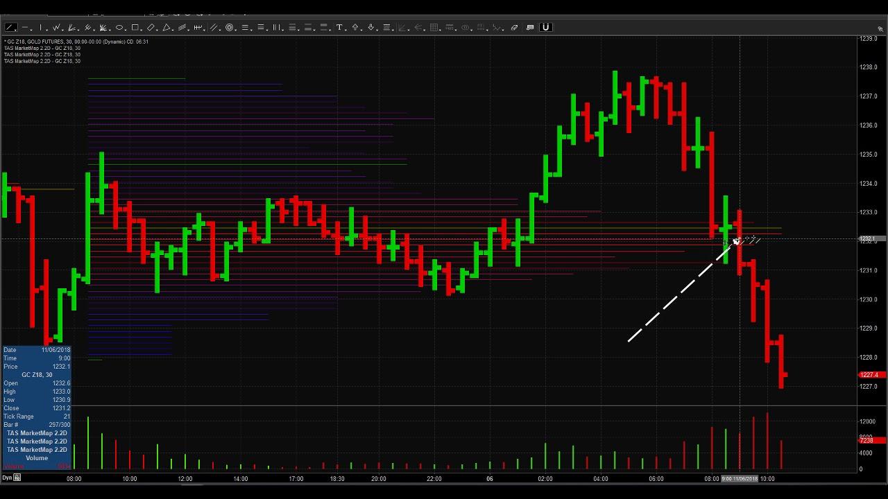Understanding The Tas Market Map Tas Indicators Youtube