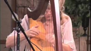 "Celtic ""Song of the Chanter"" on harp.MOV music by Victoria Lynn Schultz"