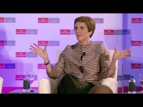 Mondelez International CEO Irene Rosenfeld discusses innovating