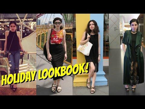 Singapore Holiday Lookbook!!!