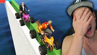 WARUM TUST DU MIR DAS AN?! - TROLLKAMPF  | GTA 5 Online