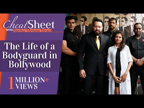 Bodyguards In Bollywood | Salman Khan's Shera & Deepika Padukone's Jalaluddin | Cheat Sheet