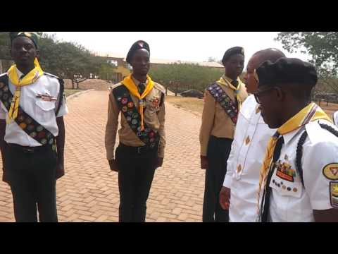 East Ghana Conference first Field 'A' camp