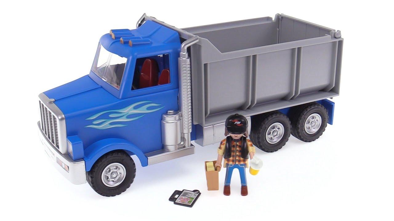 Playmobil 5665 Dump Truck review!