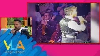 ¡Alejandro Fernández explota contra la prensa durante uno de sus conciertos!