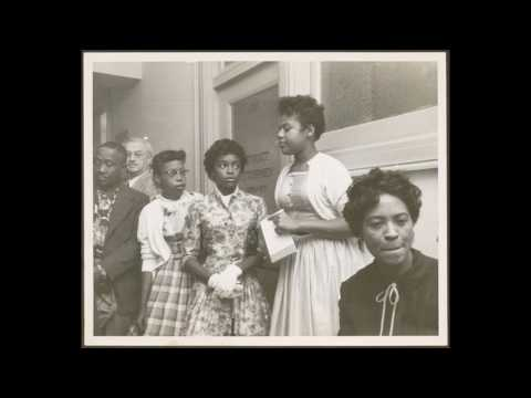 Interview with Daisy Bates, mentor of the Little Rock Nine