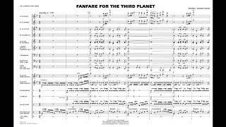 Fanfare for the Third Planet by Richard L. Saucedo