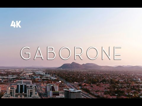 (2018) Gaborone Travel Film & City Guide - Botswana, Africa (4K)