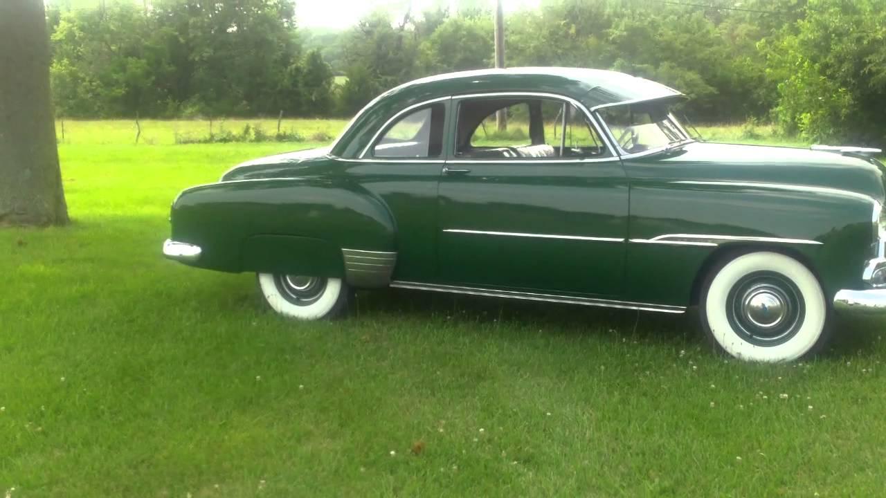 Coupe 1951 chevy sport coupe : 1951 Chevy Sport Coupe--WALKAROUND - YouTube
