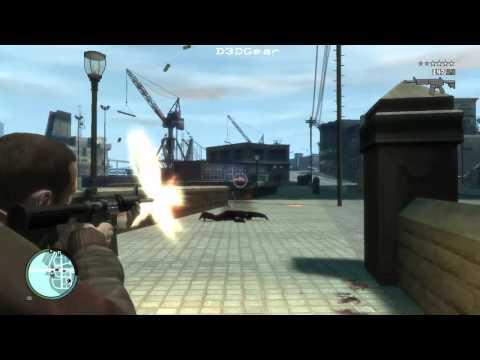 GTA IV Polislere Karşı