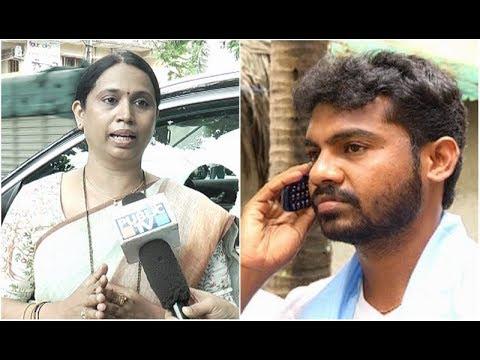 Lakshmi Hebbalkar threatens Valmiki Community Leader