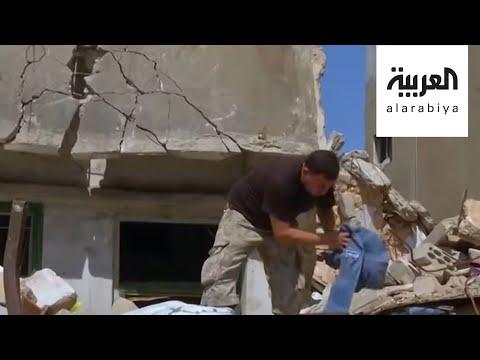 هرب من جحيم سوريا ليفقد أسرته بانفجار لبنان  - نشر قبل 54 دقيقة