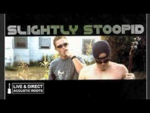 I Couldn't Get High- Slightly Stoopid