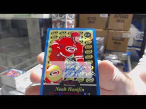 15-16 Upper Deck OPC Platinum 6 Box Hockey Break - C&C GB#8295