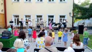 """Art Colors Band - """"Песня кота Базилио и лисы Алисы""""(фильм """"Буратино"""")"""