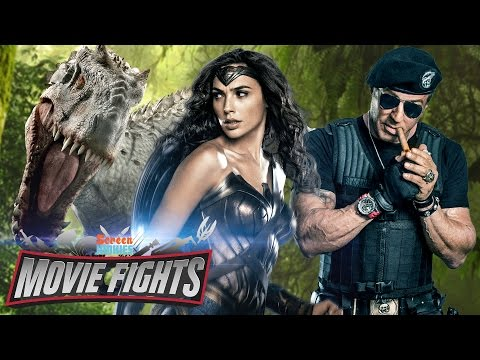What Franchise Should Wonder Woman Join? - MOVIE FIGHTS!!