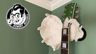 Robert Russell: Death Grips, Monster Hand Wall Guitar Hanger