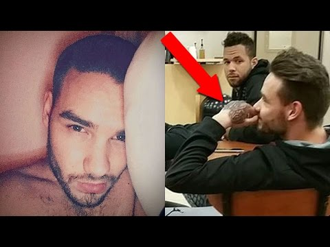 Liam Payne Shaves His Head AND Gets New Hand Tattoo