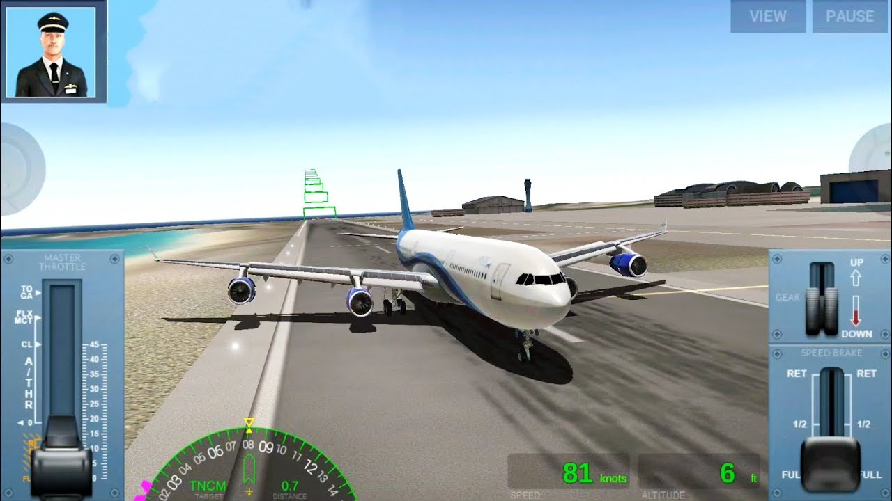 Extreme Landings Simulator - Real Flight Simulator 3D - Android Gameplay FHD