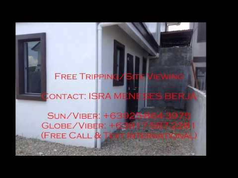 Rent to own House for sale in San Fernando Pampanga Pueblo De Oro Communities 2rooms