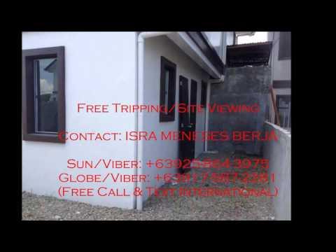 Rent to own House for sale in San Fernando Pampanga Pueblo De Oro Communities 2rooms