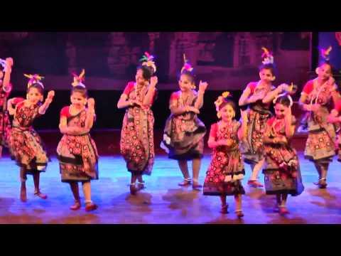 Sambalpuri Dance - Haigo yashoda rani - Odia  @ Rabindra Mandap , Bhubaneswar