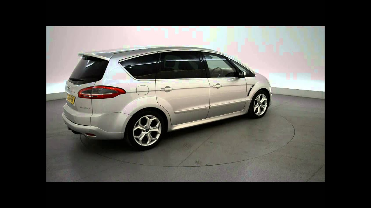 ford s max 2 0 tdci 163 titanium x sport 5dr for sale in hampshire youtube. Black Bedroom Furniture Sets. Home Design Ideas