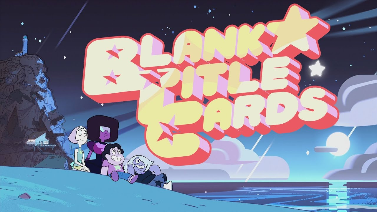 [4K] Steven Universe - All Blank Title Cards & Usage Examples
