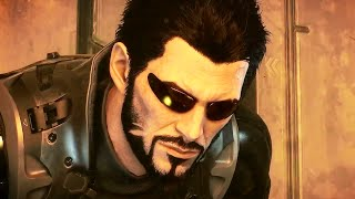 Deus Ex Mankind Divided Gameplay Demo [Walkthrough] (PS4/Xbox One/PC) E3 2015
