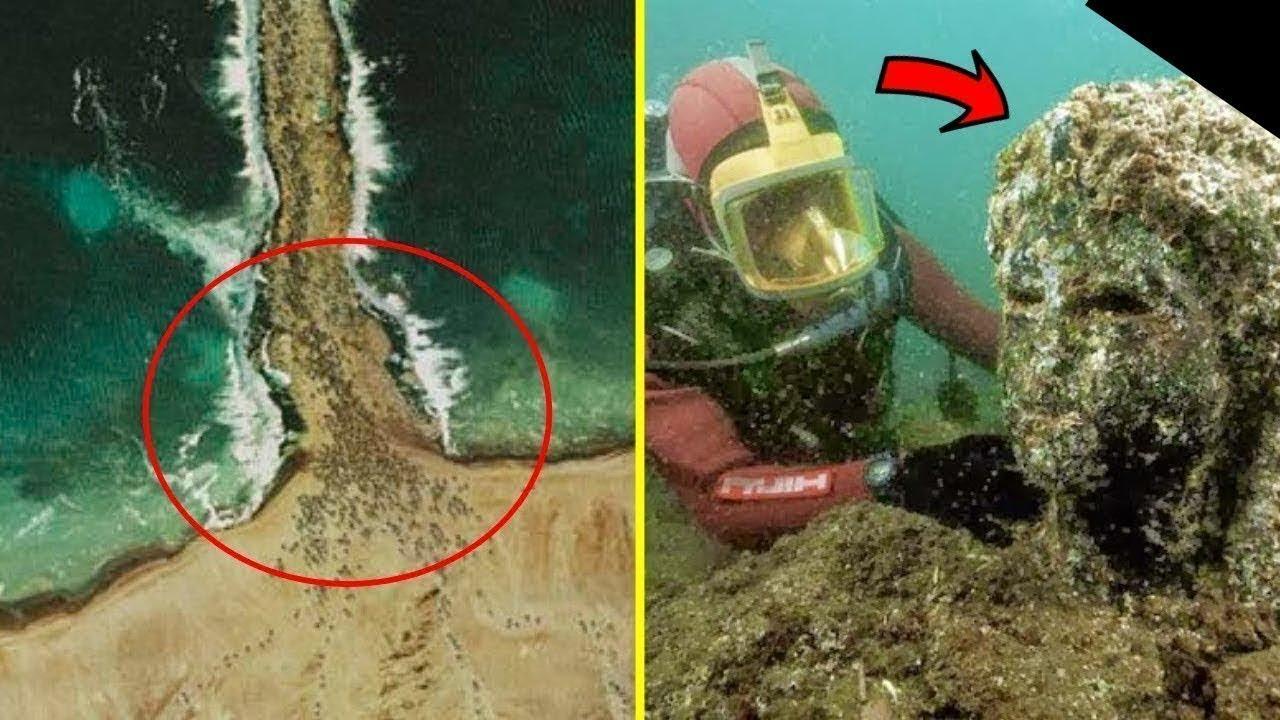 أكبر دليل على حدوث معجزة سيدنا موسى إنشقاق البحر وغرق جنود فرعون Youtube