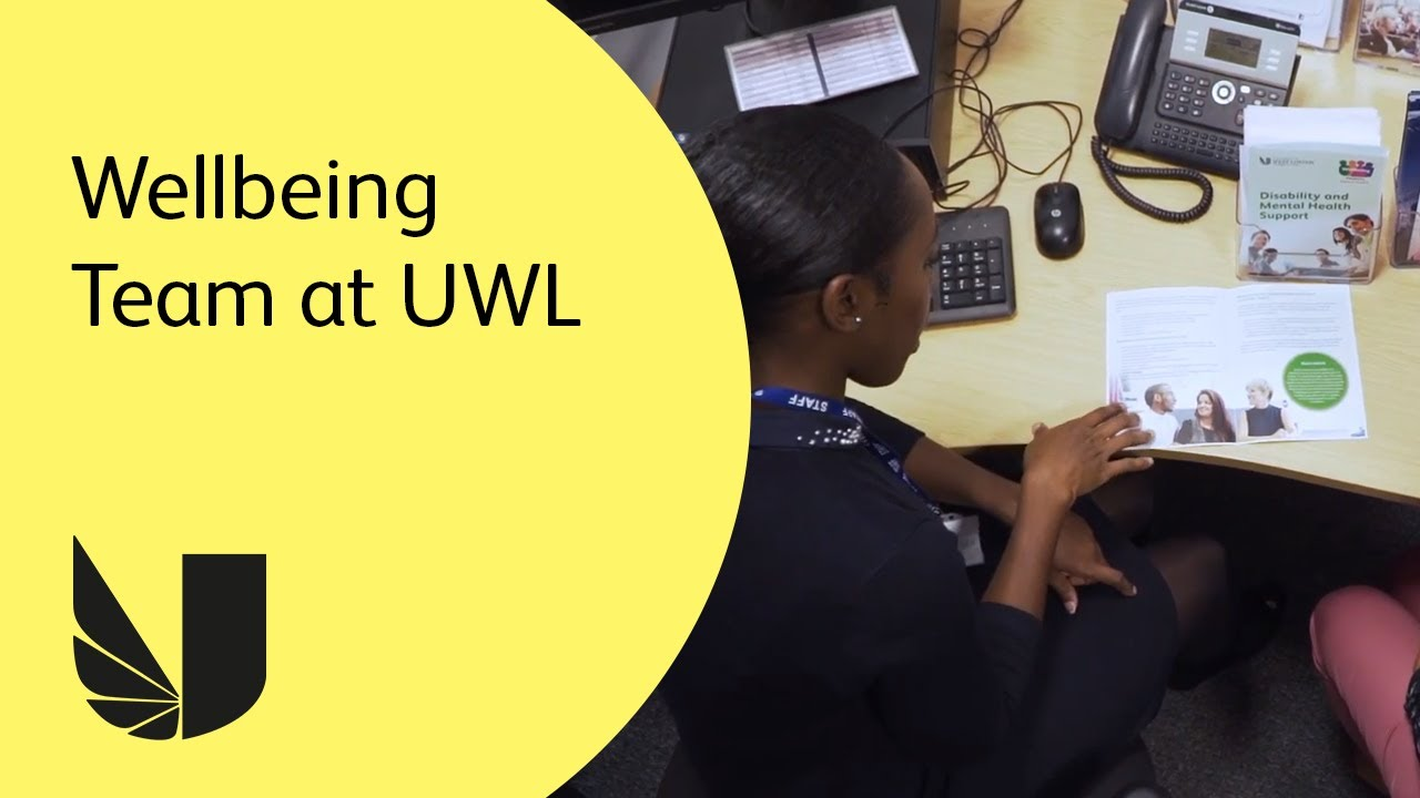 Wellbeing Team | Student Services at the University of West London